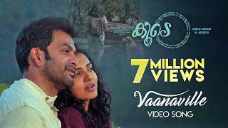 Download Koode | Vaanaville Song| Prithviraj Sukumaran, Parvathy, Nazriya Nazim| Anjali Menon| M Jayachandran Video