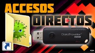 Download Tutorial - Elimina Virus en USB ( Accesos Directos ) Video