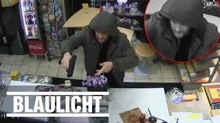 Download Dummer Räuber - Kiosk-Überfall in Köln Video