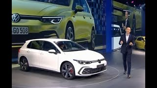 Download 2020 VW Golf 8 Unveiling Volkswagen Video