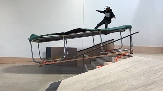 Download TRAMPOLINE SKATEBOARD | SKATE EVERYTHING EP 53 Video