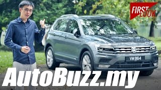 Download First Look: Volkswagen Tiguan 1.4TSI Highline - AutoBuzz.my Video