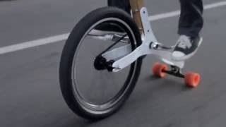 Download halfbike evolution Video