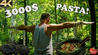 Download $3000 LUXURY PASTA!!! - BEST HANDMADE - FRESH TRUFFLES Video