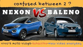 Download Nexon OR Baleno : which one is a better buy ? your confusion is removed now Video