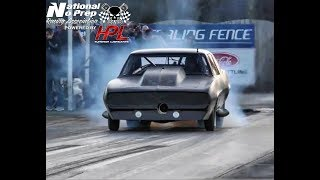 Download Reaper's Dez Nuts Procharged Camaro throwback race in Cordova Video