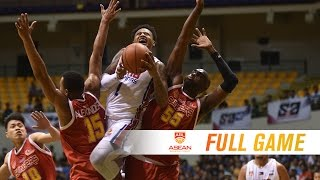 Download Alab Pilipinas vs. Singapore Slingers | FULL GAME | 2016-2017 ASEAN Basketball League Video