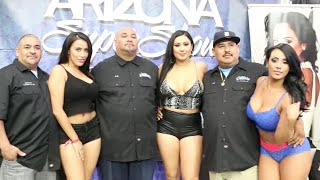 Download 2015 Arizona Lowrider Super Show: Lowrider Cars, Girls & More! Video