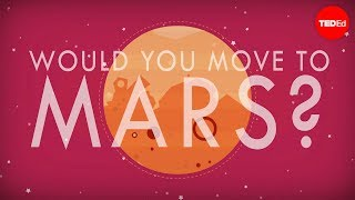 Download Could we actually live on Mars? - Mari Foroutan Video