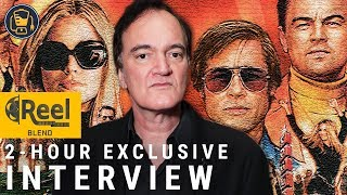 Download Quentin Tarantino 2-Hour Exclusive Interview Video