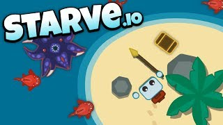 Download Starve.io - Hunting Pirate Treasure! - Let's Play Starve.io Gameplay Video