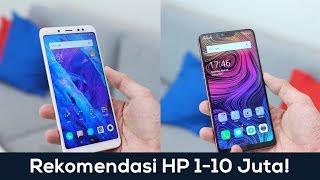 Download Rekomendasi HP terbaik untuk tahun 2018! Video
