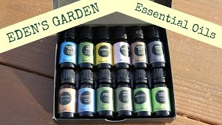 Download Why I Chose Eden's Garden Essential Oils & My 12 Oil Starter Kit Video