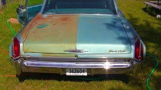 Download Cleaning Off Rust And Polishing The Oldsmobile Video