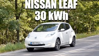 Download Nissan LEAF 30 kWh (ENG) - Test Drive and Review Video