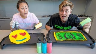 Download BEST PANCAKE ART WINS $10,000 (PANCAKE ART CHALLENGE) Video
