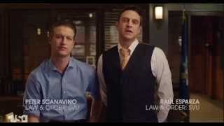 Download Raul Esparza and Peter Scanavino - Domestic Violence Video