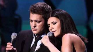 Download Michael Buble feat. Laura Pausini - You will never Find - Caught in the Act Video