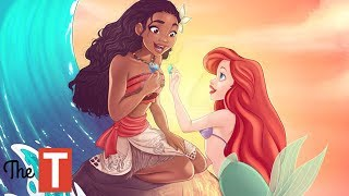 Download 10 Disney Princess Connections That Will Make Your JAW DROP Video