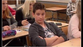 Download Nowy uczeń uważał się za lepszego od innych [Szkoła odc. 351] Video
