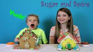 Download Sugar and Spice Gingerbread Challenge / JustJordan33 Video