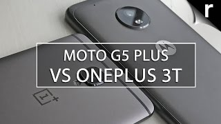 Download Moto G5 Plus vs OnePlus 3T: Seriously strong value face-off Video