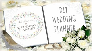 Download DIY Wedding Planner (Cheap and Budget Friendly) Video