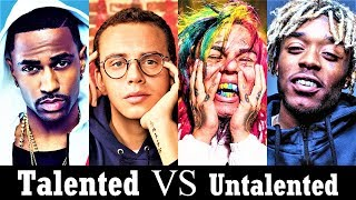 Download Talented Rappers Vs. Untalented Rappers [New School] Video