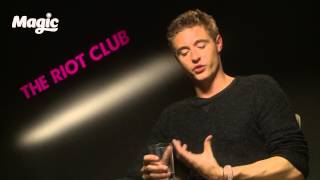 Download The Riot Club lads talk 'Boys Clubs' and famous dads… Video
