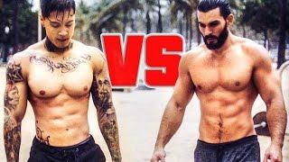 Download Chris Heria VS Super Sergio - BAR WARS 2k16 #4 Video