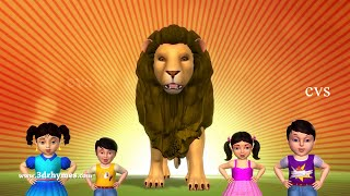 Download Animals Finger Family | Finger Family song | Kids Songs | Animal Nursery Rhymes for Children Video