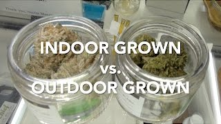 Download Indoor Grown vs. Outdoor Grown by Cannabis Frontier | ASK A BUDTENDER Video