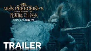Download Miss Peregrine's Home for Peculiar Children | Official Trailer 2 [HD] | 20th Century FOX Video