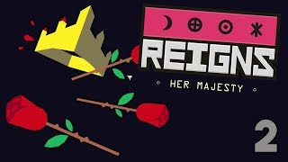 Download GOD SHAVE THE QUEEN - Reigns Her Majesty Gameplay - #2 Video