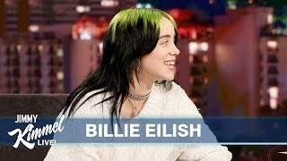 Download Billie Eilish on Dealing with Fame, Being Present & Turning 18 Video