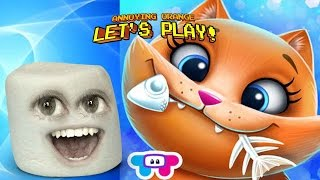 Download Marshmallow Plays Kitty City! Video