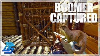 Download Ark:Survival Evolved -Season 11-Part 17- Capturing Boomer! (PvP-Thieves Island) Video