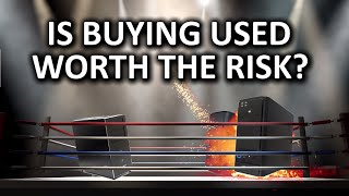 Download Used vs New In Box PC Hardware - Price to Performance Showdown Video