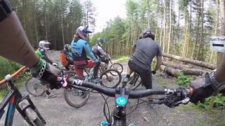 Download Riding with Rachel Atherton at Revolution Bike Park 2016 Video