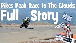 Download PIKES PEAK FULL STORY ► 38 minutes of an absolute thrill ! Video