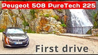 Download 2019 Peugeot 508 PureTech 225, first drive Video