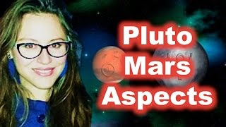 Download Pluto Mars Aspects in the Birth Chart Video