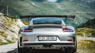 Download PORSCHE 991 GT3 RS | SAN BERNARDINO PASS DRIVE Video