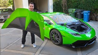 Download MODIFYING THE LAMBORGHINI AGAIN! *Finally DONE* Video