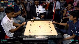Download FINAL(Sub-Jr.Boy's Single)-Set-3:Mohd. Areeb(Delhi) vs Om Taware(Maharashtra) Video