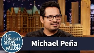 Download Michael Peña Mimics His Criminal Friend Pablo for Ant-Man Video