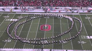 Download The Ohio State University Marching Band Performs their Hollywood Blockbuster Show Video