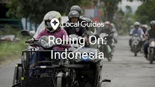 Download Driving a Wheelchair Motorcycle in Indonesia - Rolling On, Ep. 2 Video