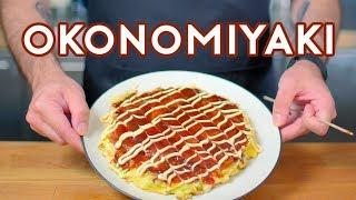 Download Binging with Babish: Okonomiyaki from Sweetness & Lightning Video