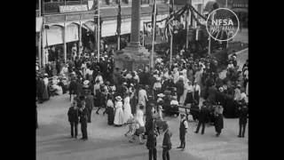 Download Unveiling of the Manly memorial, 16/10/1916 Australian Gazette. No.312. Video